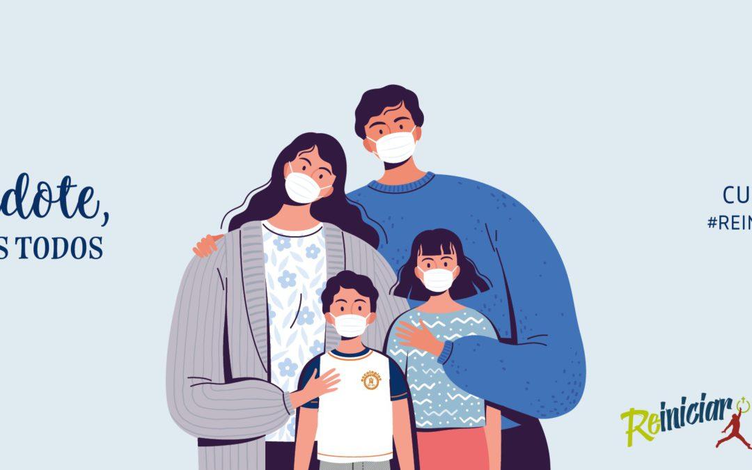 """""""Cuidándote nos cuidamos todos"""", una campaña de concienciación contra la Covid-19"""
